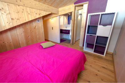 chambre 3 Location Appartement 68749 Tignes