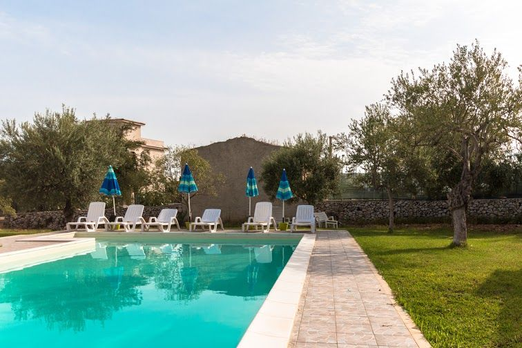 Piscine Location Villa 79539 Avola