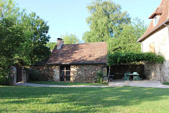 Cuisine indépendante Location Gite 79870 Rocamadour