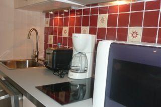 Coin cuisine Location Appartement 80097 Les Gets