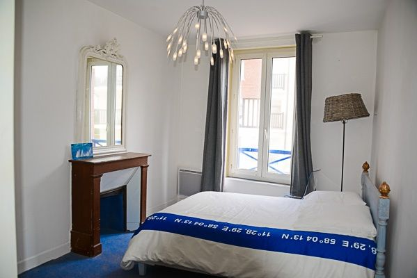 chambre 1 Location Appartement 88477 Cabourg