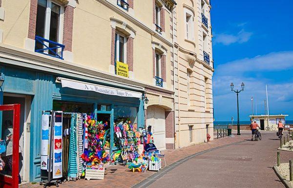 Vue extérieure de la location Location Appartement 88477 Cabourg