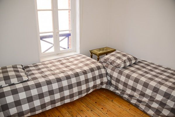 chambre 2 Location Appartement 88477 Cabourg