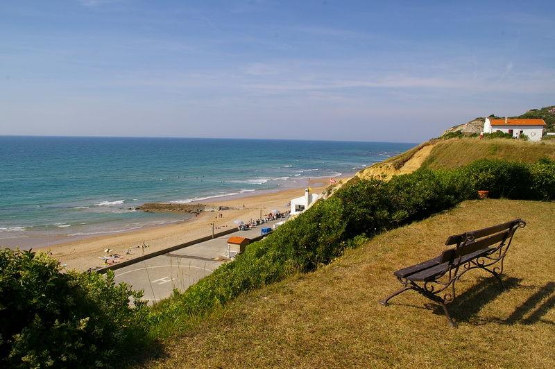 Vue depuis la location Location Appartement 67987 Biarritz