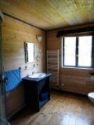 Salle d'eau 1 Location Chalet 89314 Les Rousses