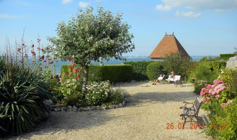 Jardin Location Appartement 67305 Deauville