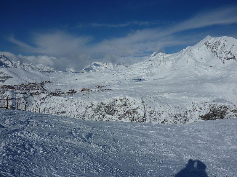 Vue extérieure de la location Location Appartement 82325 Alpe d'Huez