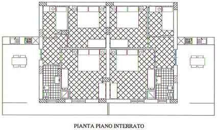 Plan de la location Location Maison 67481 Castellammare del Golfo