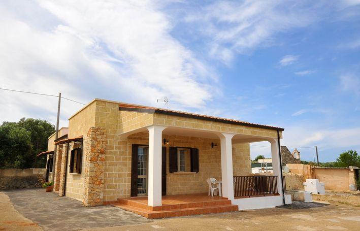 Vue extérieure de la location Location Appartement 79039 Gallipoli