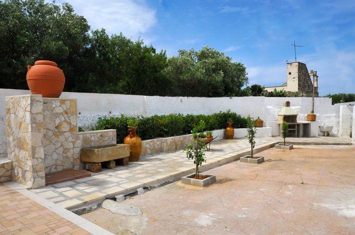 Jardin Location Appartement 79039 Gallipoli