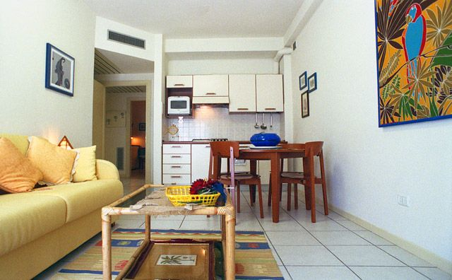 Coin cuisine Location Appartement 82196 Cattolica