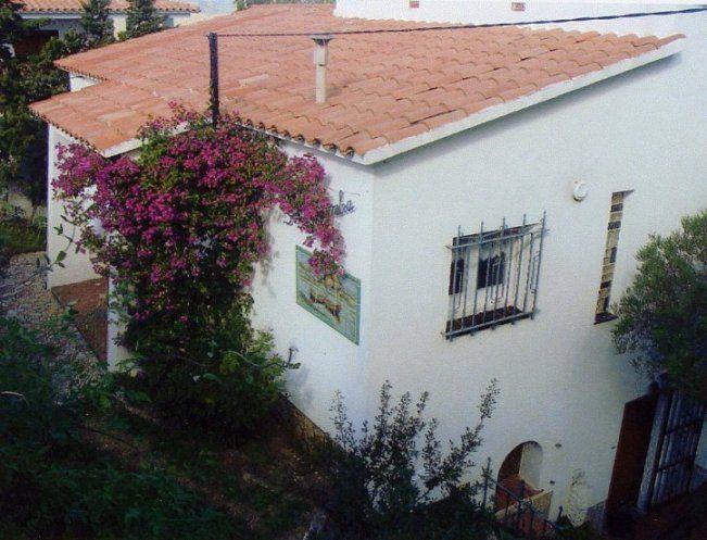 Vue depuis la location Location Villa 96959 Llança