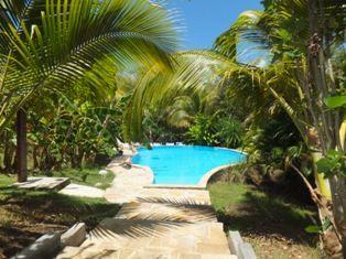 Piscine Location Gite 83360 Sainte Anne (Guadeloupe)