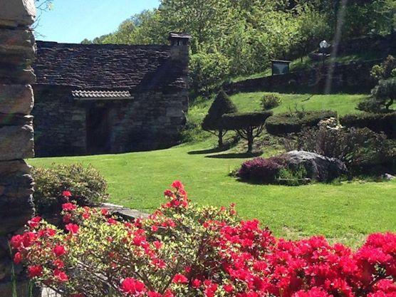 Jardin Location Gite 85439 Verbania