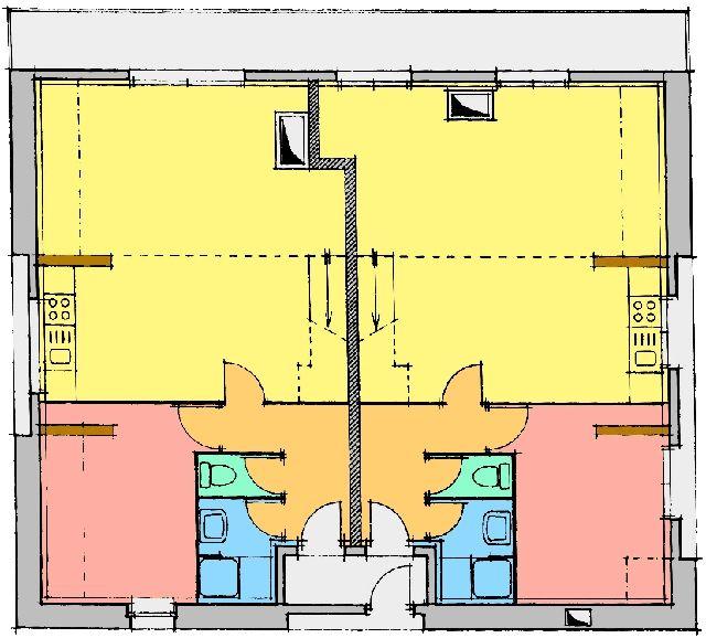 Plan de la location Location Appartement 3327 Vaujany