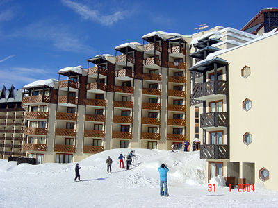 Location Appartement 3547 Val Thorens