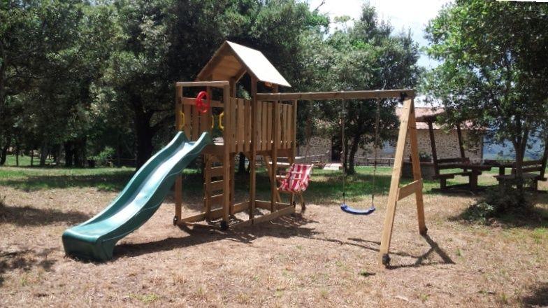 Jardin Location Villa 75874 Sienne
