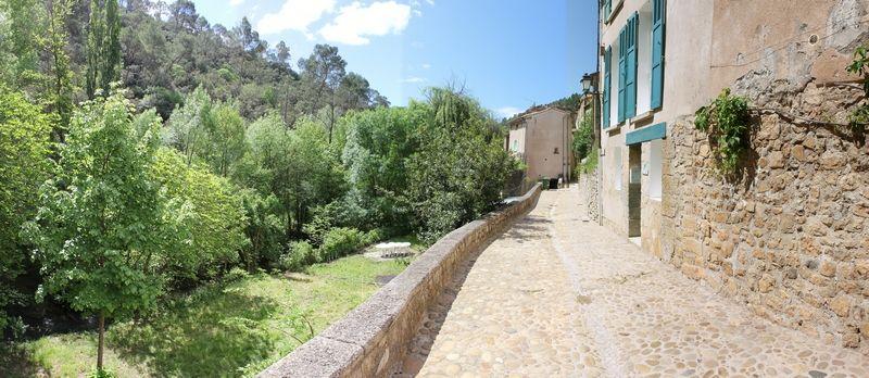 Vue extérieure de la location Location Maison 78845 Cotignac