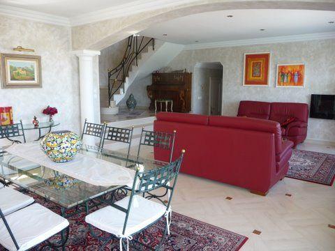 Salon Location Villa 85005 Sainte Maxime