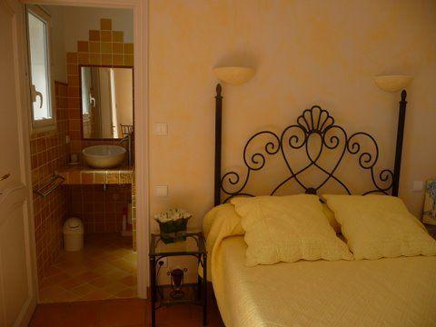 chambre 1 Location Villa 85005 Sainte Maxime