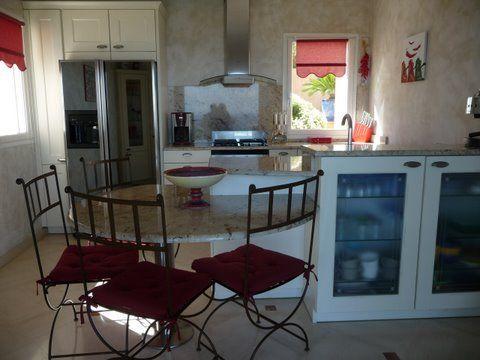 Cuisine indépendante Location Villa 85005 Sainte Maxime