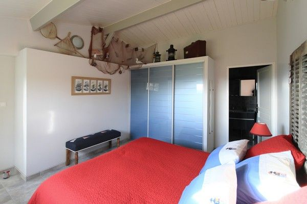 chambre 1 Location Chalet 86314 Etretat