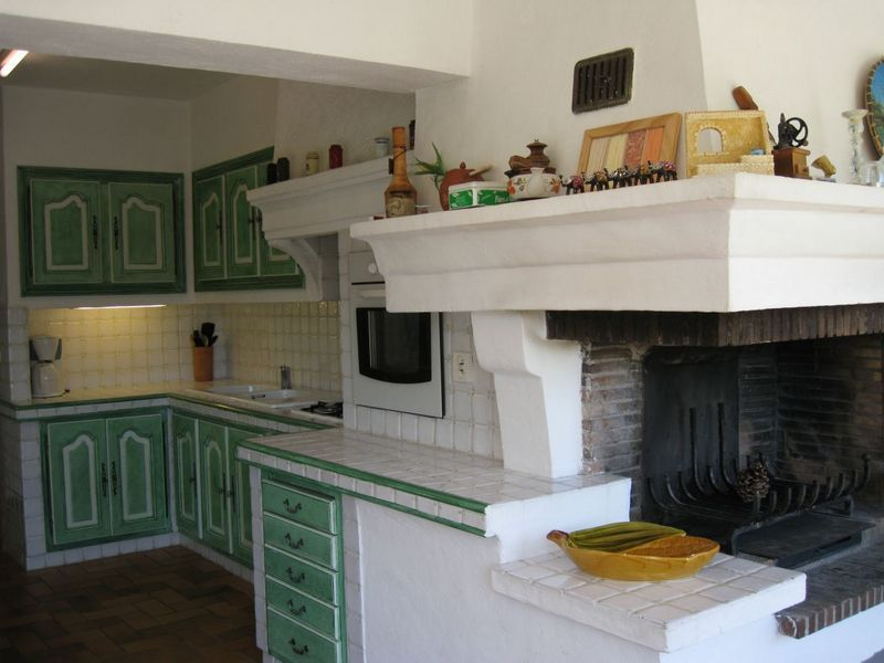 Cuisine indépendante Location Villa 78620 Saint Tropez