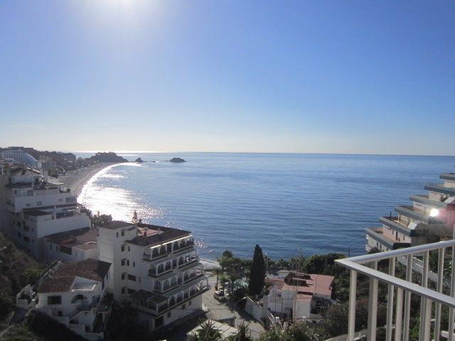 Vue du balcon Location Appartement 74354 Almuñecar