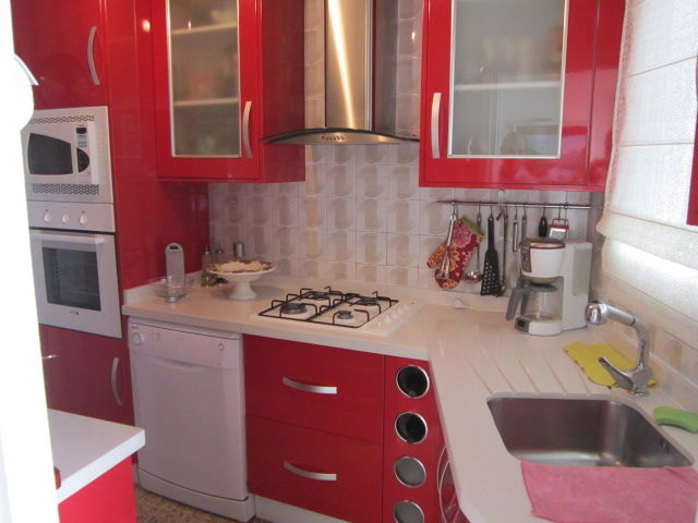 Cuisine indépendante Location Appartement 74354 Almuñecar