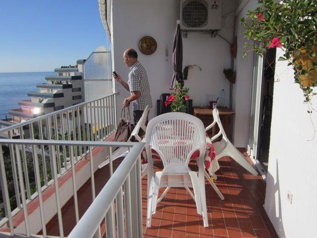Balcon Location Appartement 74354 Almuñecar