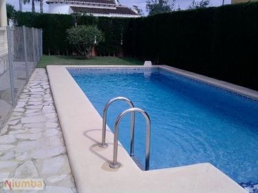 Piscine Location Chalet 76341 Dénia