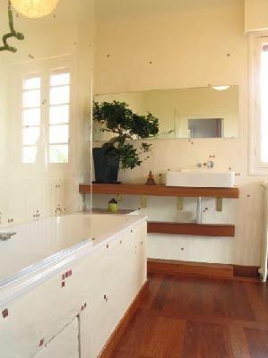 salle de bain Location Maison 88875 Biarritz