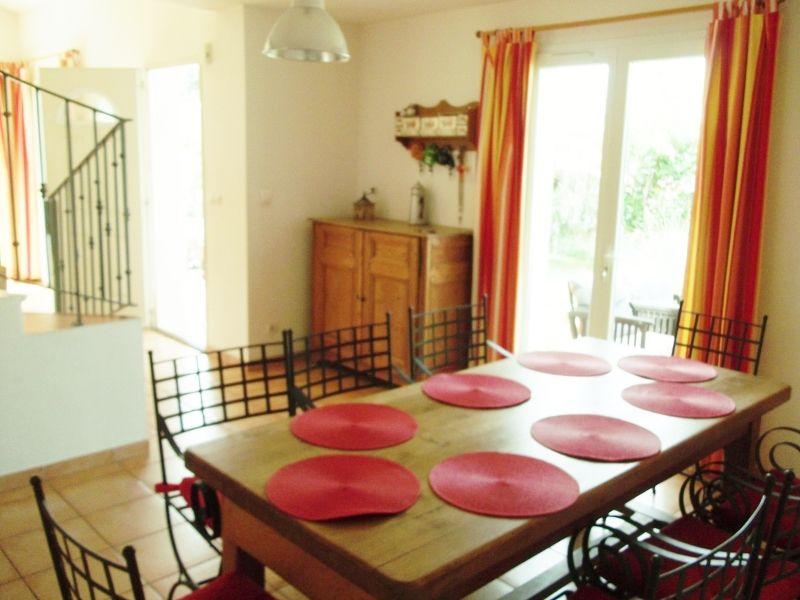 Salle à manger Location Villa 90171 Le Grau du Roi