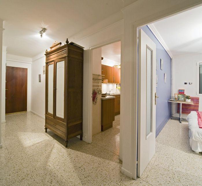Entrée Location Appartement 77050 Menton