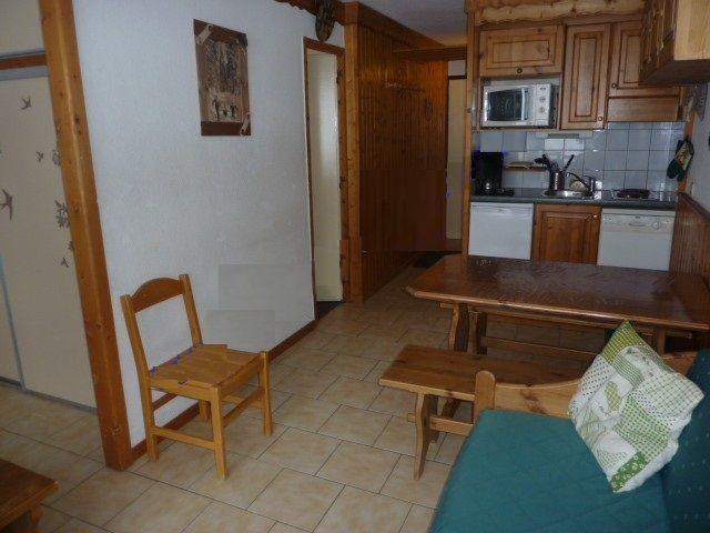 Séjour Location Appartement 84688 Les Menuires