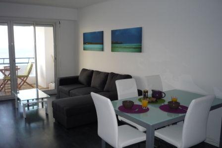 Salon Location Appartement 65540 Juan les Pins