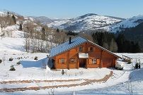 Vue extérieure de la location Location Chalet 66776 La Bresse