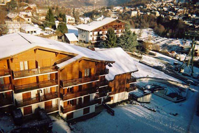 Vue extérieure de la location Location Appartement 66844 Saint Gervais Mont-Blanc