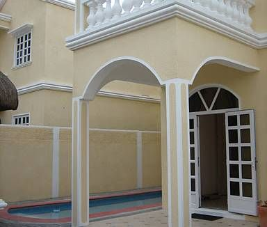 Cour Location Villa 67176 Grand Baie