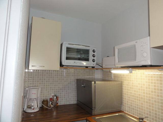 Cuisine américaine Location Appartement 67265 La Mongie