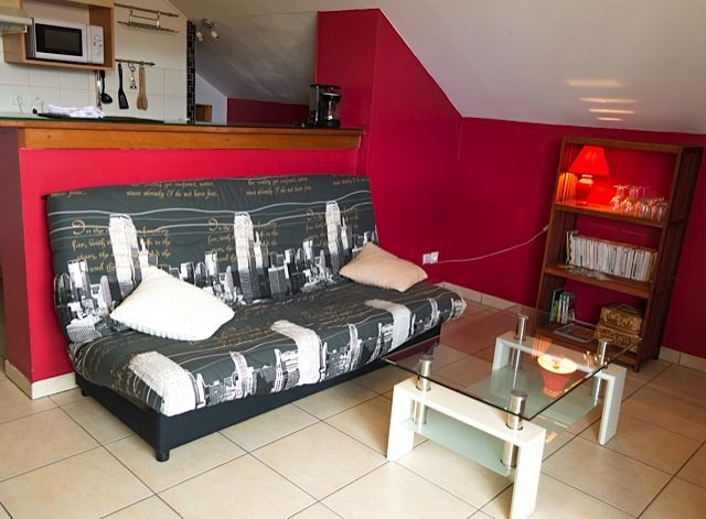 Séjour Location Appartement 85760 Saint Leu
