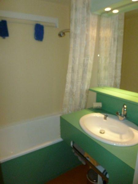 salle de bain Location Studio 101421 Val Thorens