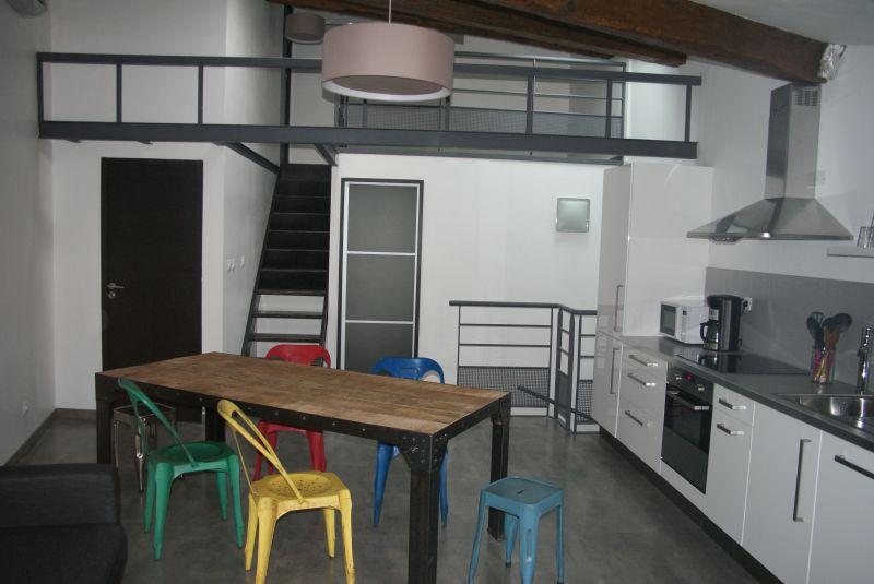Salle à manger Location Appartement 102726 Collioure