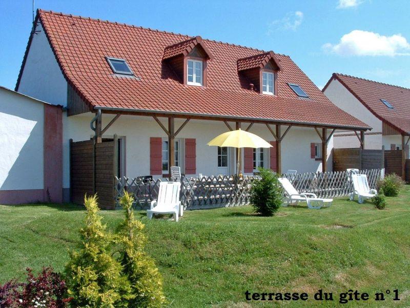 Terrasse Location Gite 106293 Quend Plage