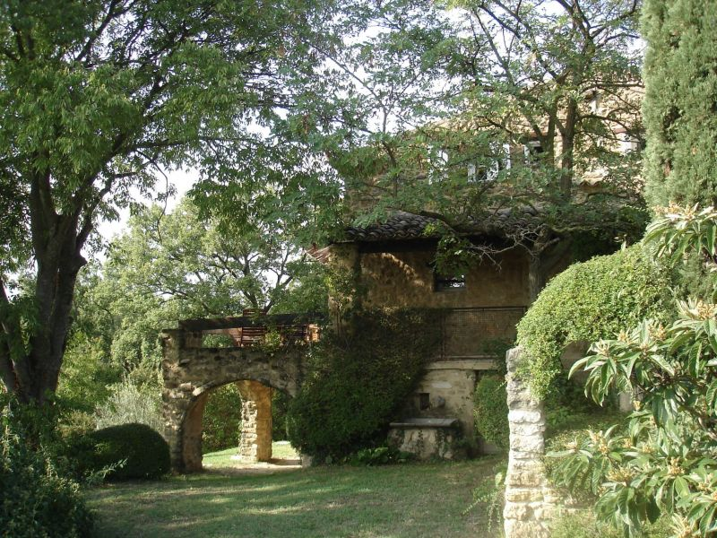 Jardin Location Maison 106649 Grignan