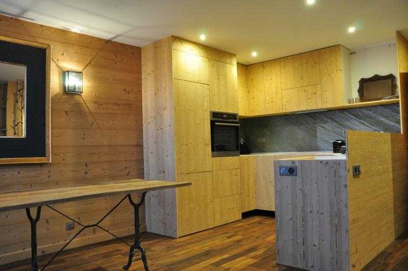 Cuisine américaine Location Appartement 107207 Alpe d'Huez