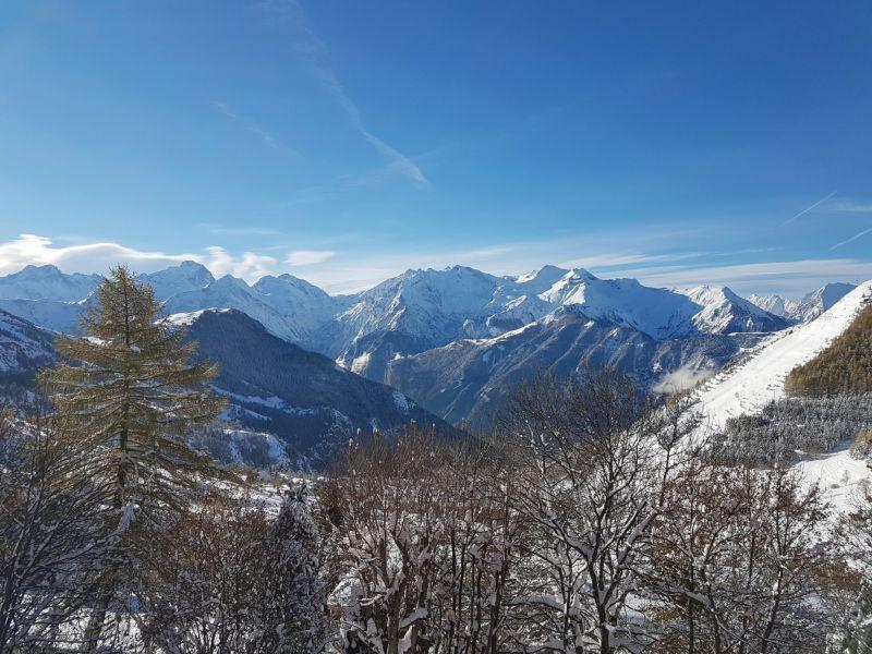 Vue depuis la location Location Appartement 107207 Alpe d'Huez
