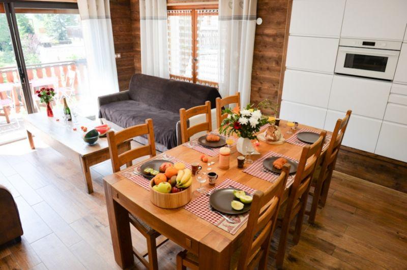 Cuisine américaine Location Appartement 107322 Valloire