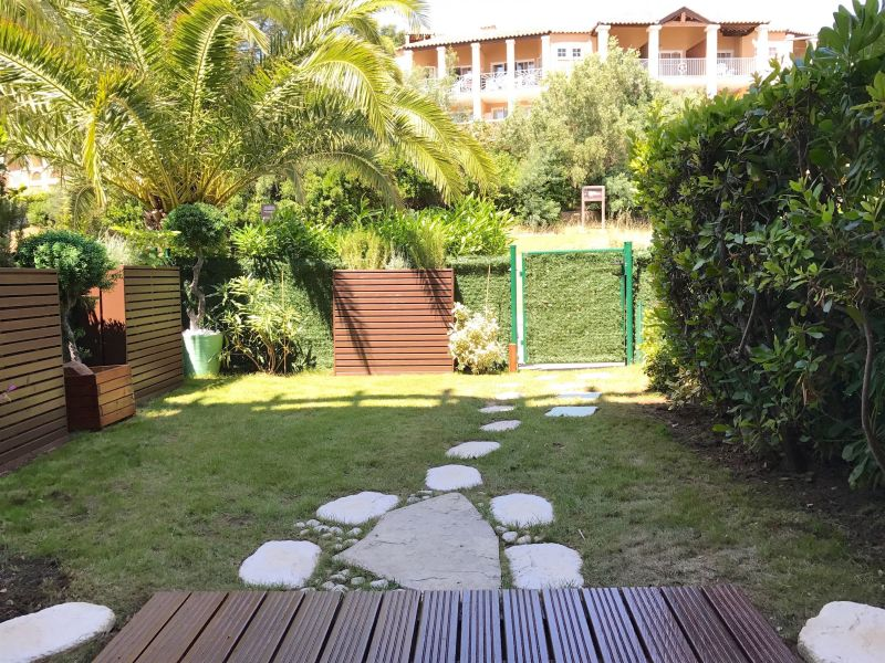 Vue de la terrasse Location Appartement 107381 Saint Raphael