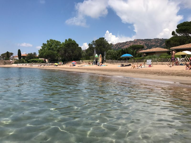 Plage Location Villa 107516 Saint Raphael